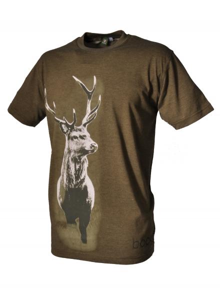 Trachten T-Shirt Benediktbeuren oliv OS-Trachten