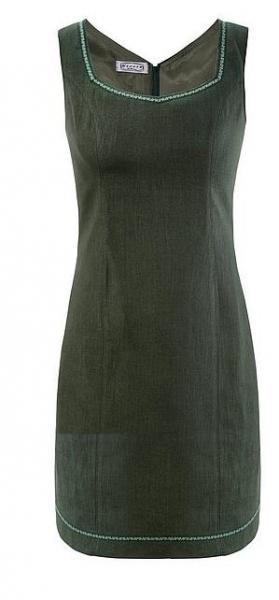 Trachtenkleid Damen Adelsried grün Hannah Collection