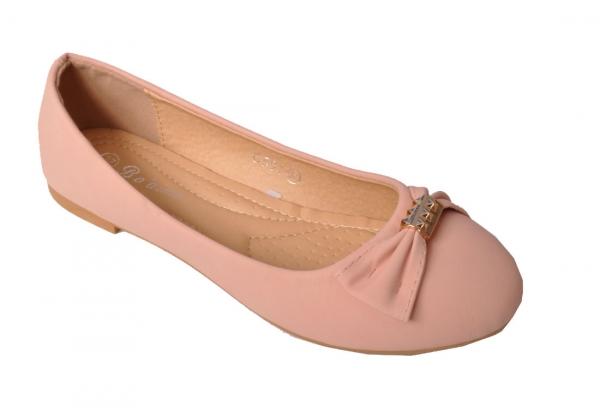 Trachtenschuhe Ballerinas Oberhaid II rosa