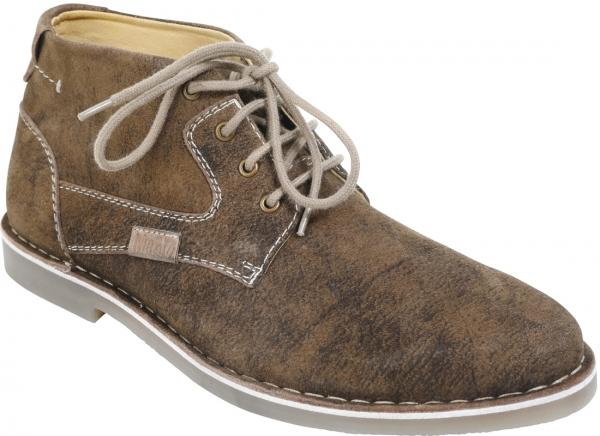 Trachten Sneaker Raisting braun antik Marjo