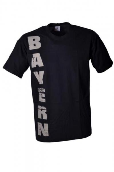 Trachtenshirt Bayern marine/dunkelblau